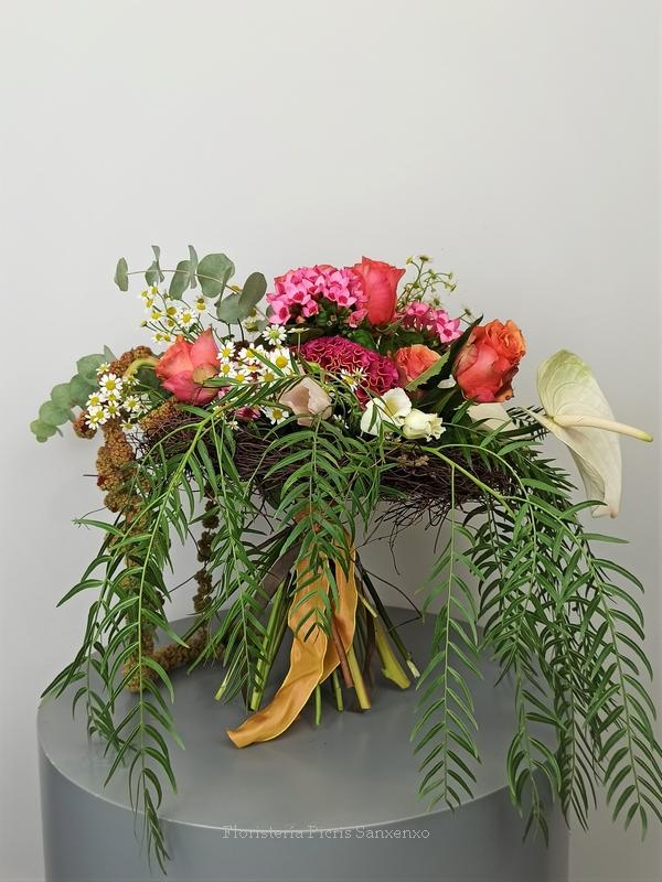 Ramo de flores original