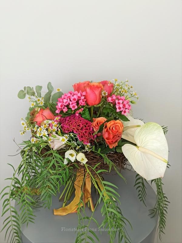 Ramo de flores diferente