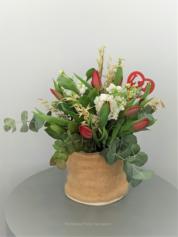 tulipan yute amor silvestre